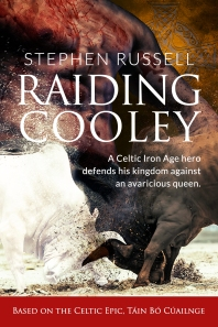 Raiding Cooley Cover